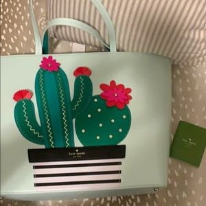 Kate Spade Cactus Tote